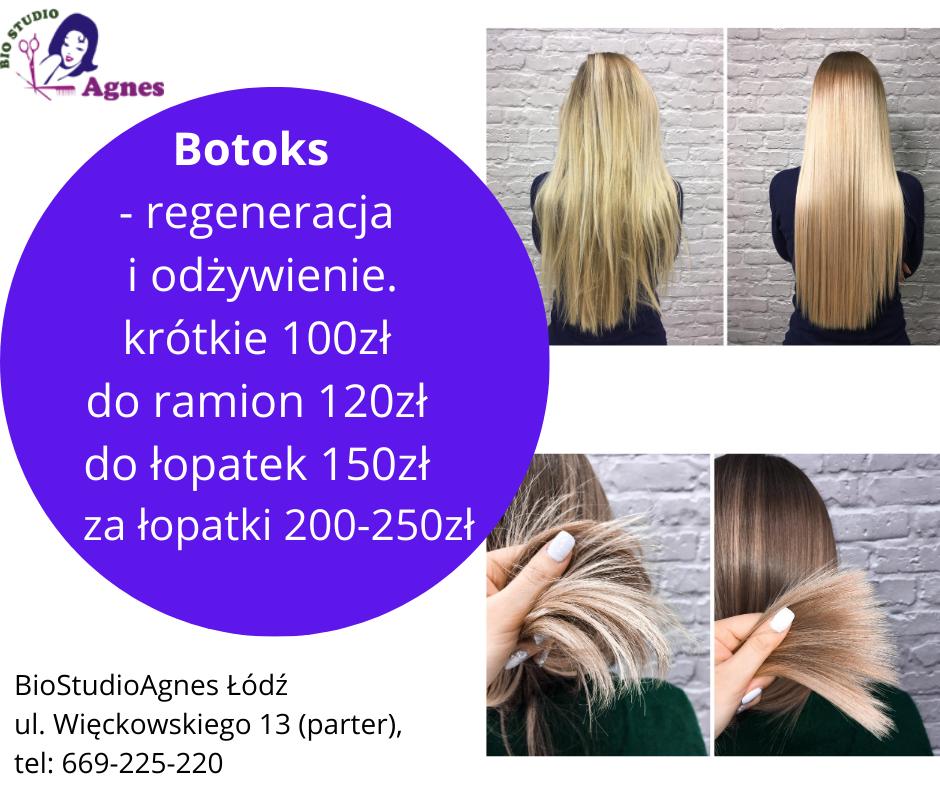 Botoks na włos (regeneracja i odżywienie)